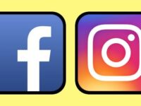 Facebook と Instagram を連携し同時投稿する方法(iPhoneアプリ版)