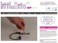 電子部品のLEGO「littleBits」は楽しく学べる電子ブロック