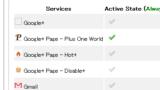 Google+ページヘの投稿を効率化! Chrome拡張機能「Taberareloo」