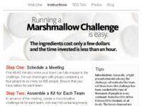 計画→実行は本当に効率的? トム・ウージェックが語る「マシュマロチャレンジ」