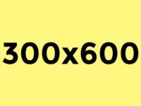 AdSense 300×600の大型広告「スカイスクレイパー(大)」を提供開始!