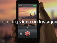 Instagramで動画を撮影して投稿する方法(iPhoneアプリ)