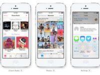 フラットデザインになった iOS7 の外観を見てみよう!