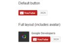 チャンネル登録者を増やせる! YouTubeチャンネル登録ボタンが公開!