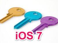 iOS7 知っておきたい セキュリティ関連情報 まとめ