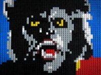 レゴ(LEGO)でマイケル・ジャクソンのスリラー