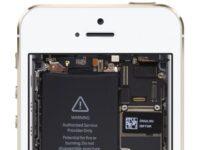 iPhone 5s, 5c 内部の基板構造が分かるスケルトン風壁紙 が配布中