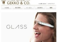 Google Glass が欲しい人に警告! ゲッコーはマジヤバイっすよ!