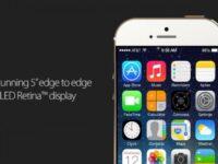 これはアリ? 『曲がってる』 iPhone 6 のコンセプト・デザイン!