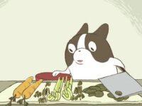 この犬…出来るッ! 駄目ご主人様を影で支える忠犬のほんわかアニメ