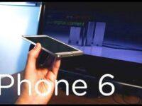 未来過ぎ! iPhone6 がホログラム搭載したら? というコンセプト動画