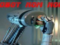 動き凄い! ロボットみたいにサンドイッチを食べるダンサーがヤバイ