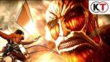 「進撃の巨人」新作ゲーム PS4, PS3, PS Vita で今冬発売が決定!