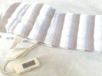 電気料金も安い! 『なかぎしの電気敷き毛布』はおすすめの暖房器具