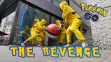 【ポケモンGO】ピカチュウの逆襲 人間がモンスターボールの標的に!