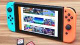 Nintendo Switchのほしいものリストに入れたゲームの確認方法
