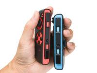 Nintendo Switchのゲームを片手で遊ぶ『片手グリップSW』買ってみた