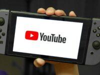 Nintendo SwitchでYouTubeの動画を見る方法とエラー時の対処方法